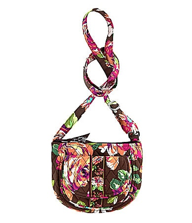 Vera Bradley Lizzy Cross-Body Bag