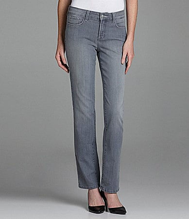 Not Your Daughter�s Jeans Marilyn Straight-Leg Jeans