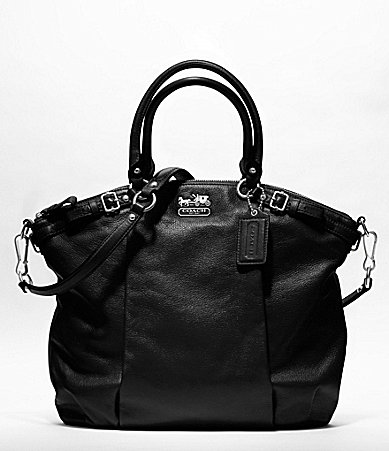 shop all coach coach madison leather lindsey satchel