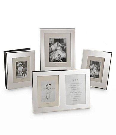 kate spade new york Darling Point Picture Frame Collection