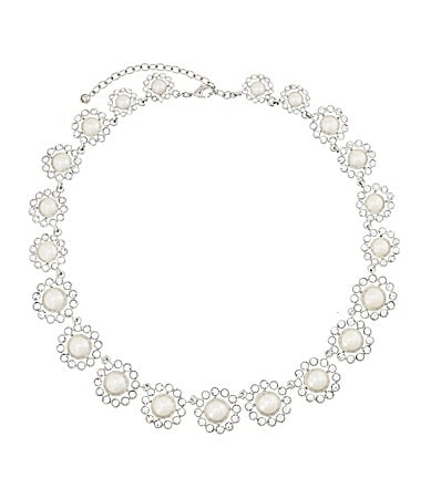 Cezanne Floral Statement Necklace