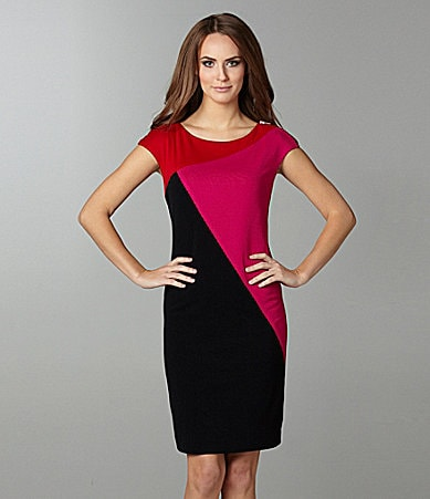 Muse Colorblock Dress