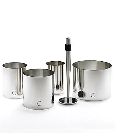 Curtis Stone Stainless Steel Presentation Rings