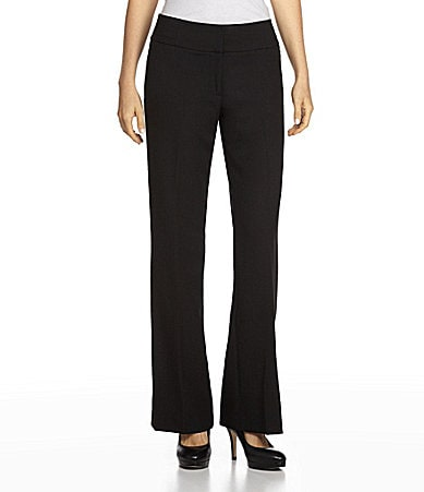 Prive Mode Flare-Leg Pants