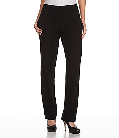 Margaret M Comfort Side-Panel Pants