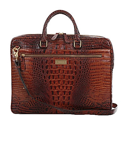 Brahmin Melbourne Leather Laptop Case
