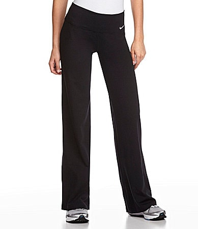 Nike Dri-FIT Regular-Fit Yoga Pants