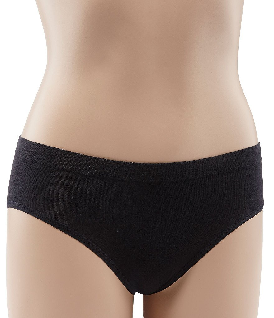 Modern Movement Cotton Seamless Hipster Panty
