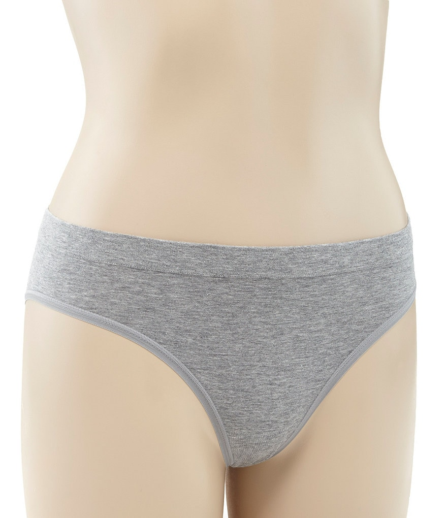Modern Movement Cotton Seamless Bikini Panty