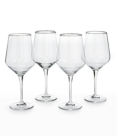 Bormioli Rocco Premium Montepulciano Glass Set of 4