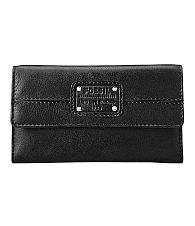 Fossil Mercer Flap Clutch