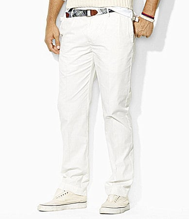 Polo Ralph Lauren Carleson Cotton Chino Pants
