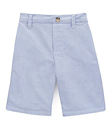 Class Club 2T-7 Blue Oxford Shorts