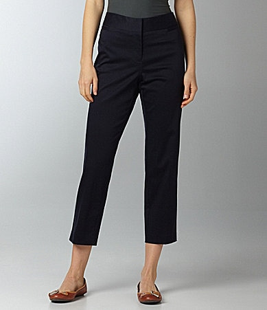 Ruby Rd. Woman Sateen Ankle Pants