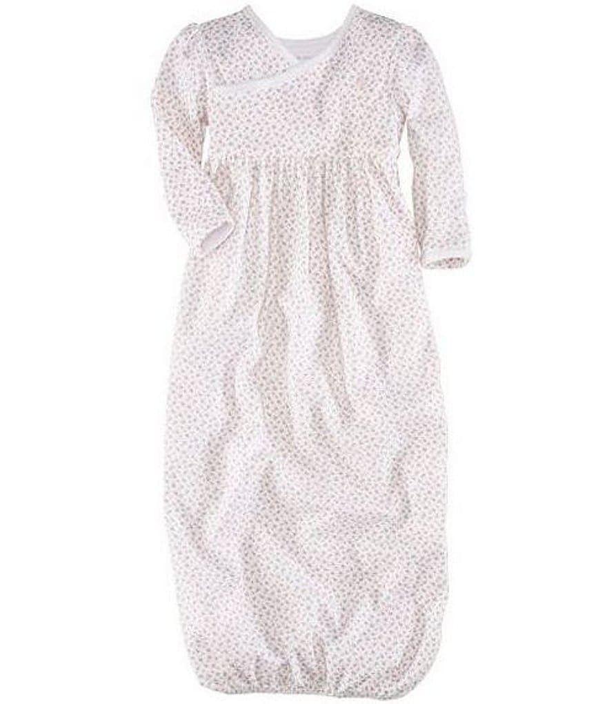 Ralph Lauren Childrenswear Baby Girls Newborn Floral Printed Gown