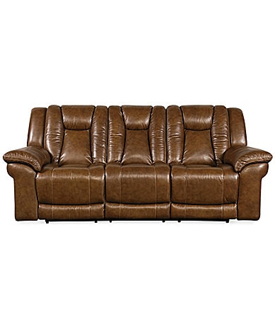 HTL Daytona Leather Motion Sofa