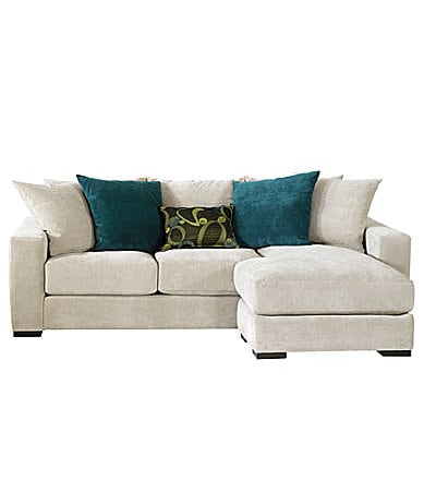 Jonathan Louis Crescent Sofa