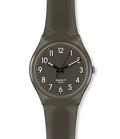 Swatch Flaky Smoke Watch
