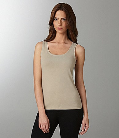 ZoZo Scoop Neck Tank Top
