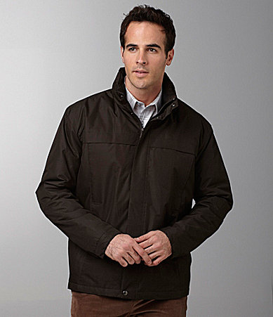 Roundtree & Yorke Big & Tall Tony Microfleece Jacket