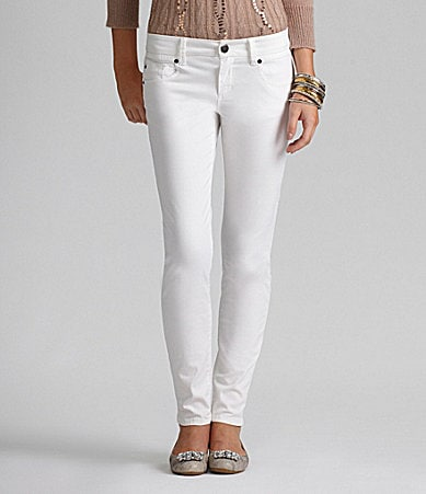 Cremieux 5-Pocket Skinny Pants