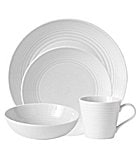 Gordon Ramsay by Royal Doulton Maze White Dinnerware