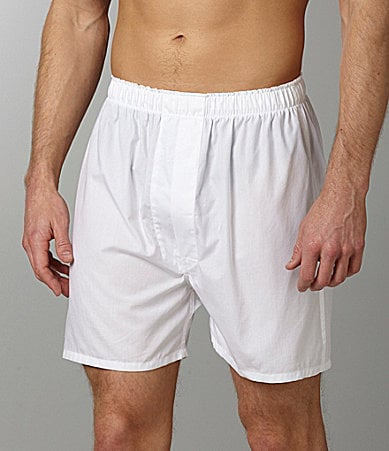 Roundtree & Yorke Full-Cut Boxers 2-Pack