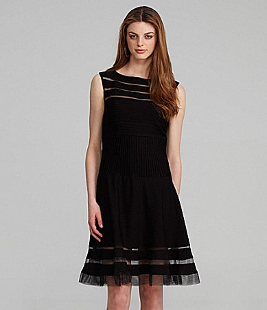 Tadashi Sleeveless Party Dress
