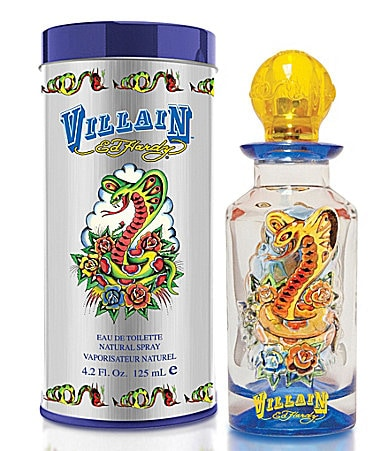 Ed Hardy Villain for Men Eau de Toilette