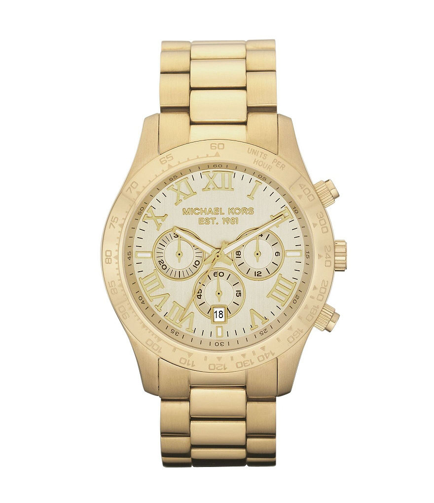 Michael Kors Layton Sport Chronograph Watch