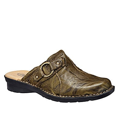 Clarks Nikki Colony Mules