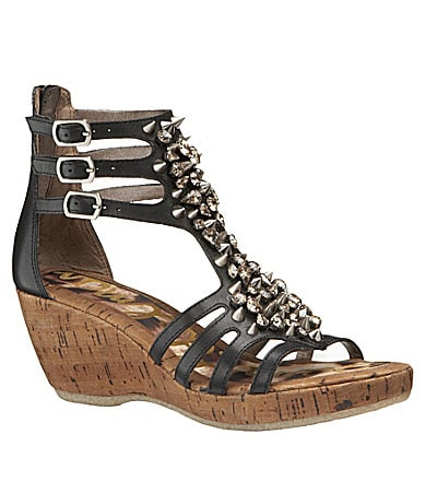 Sam Edelman Nell Wedge Sandals