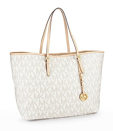 MICHAEL Michael Kors Signature Medium Travel Tote