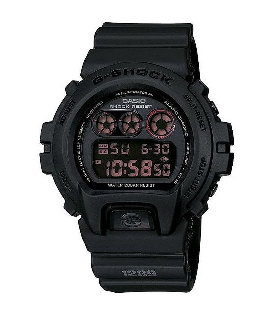 G-Shock Black Color Classic Digital Watch