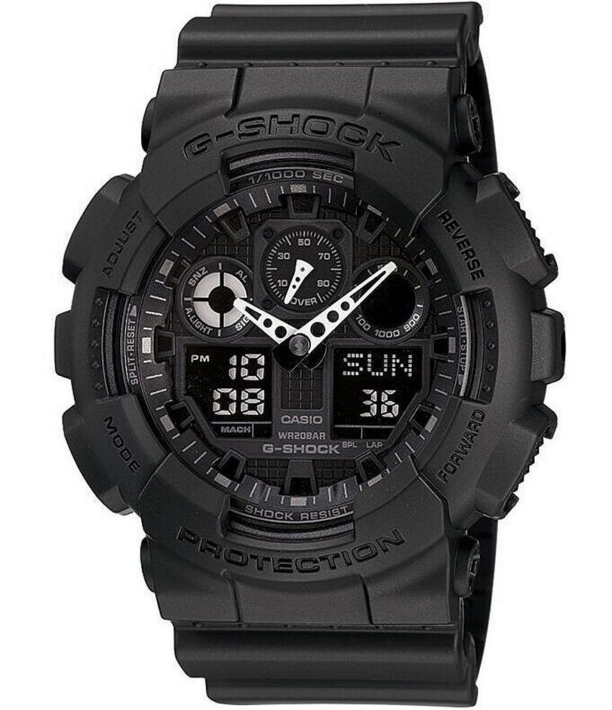 G-Shock Big Face Multifunction Combi Watch