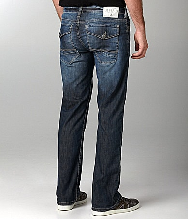 Buffalo David Bitton Dune Straight Leg Jeans