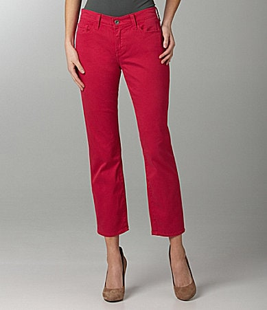 Lucky Brand Jeans Sofia Colored Capri Jeans