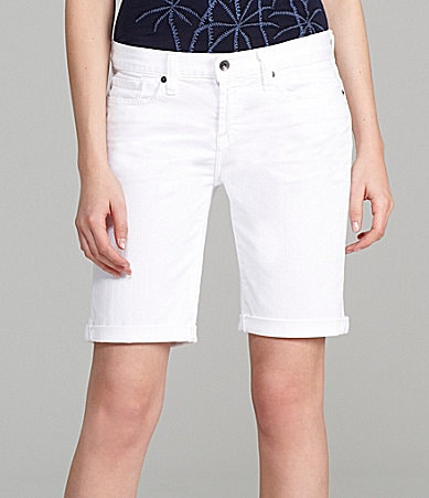 Lucky Brand Jeans Abbey Bermuda Shorts