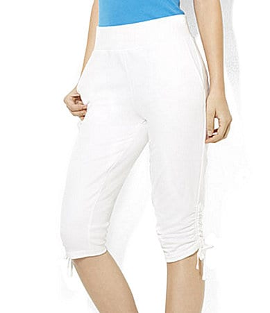 Lauren Active Butler Drawcord Cropped Pants