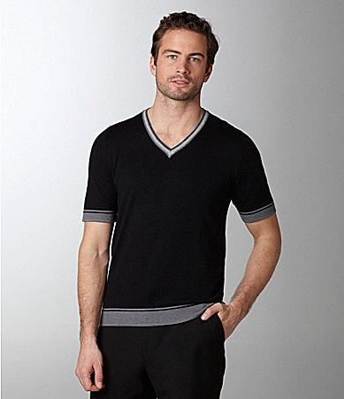 Murano Ultimate Modern Comfort V-Neck Sweater