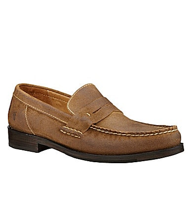 Frye Otis Penny Loafers