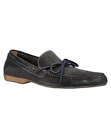 Frye Lewis Lace Loafers