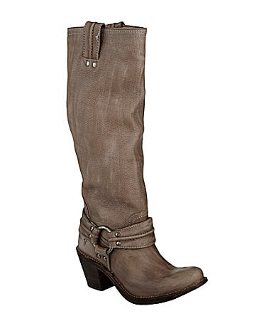 Frye Women�s Carmen Harness Tall Boots