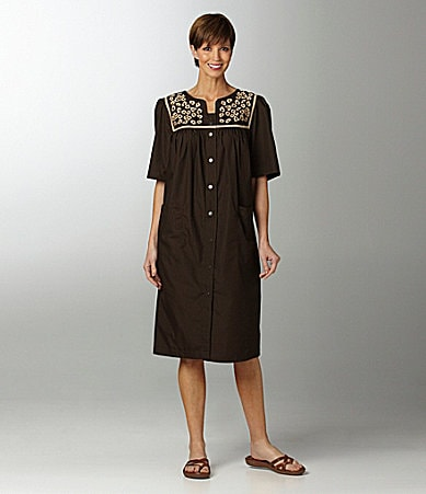 Go Softly Patio Poplin Cheetah Patio Dress