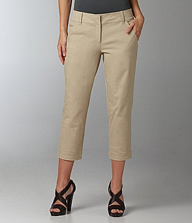Eileen Fisher Slim Crop Pants