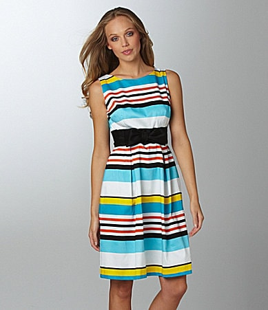 I.N. Studio Striped Dress