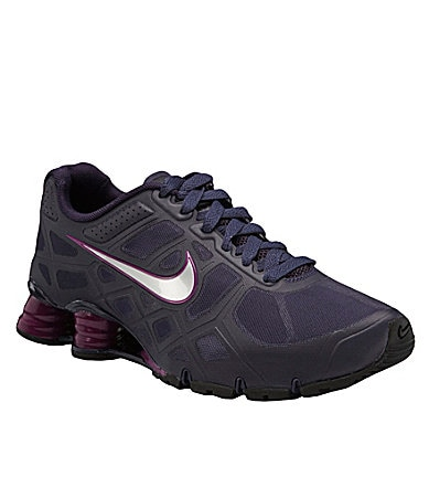 Nike Girls Shox Turbo 12 Running Shoes