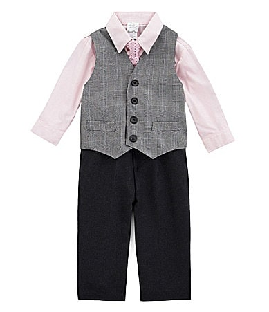 Starting Out Infant 4-Piece Vest Set