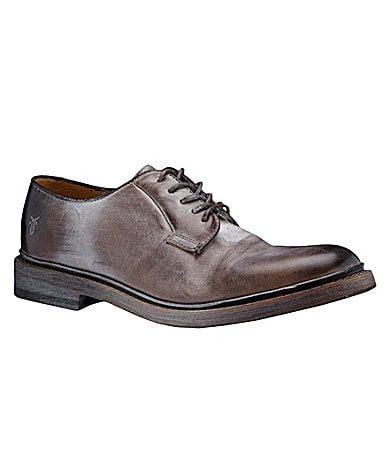 Frye James Oxfords