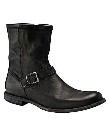 Frye Men�s Phillip Inside Zip Boots
